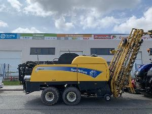 Verkauf von Pressen Giants New Holland empacadora b9080 gebrauchten Landmaschinen