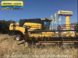 Cosechadoras de cereales NEW HOLLAND CX 740 New Holland