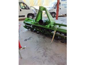 Verkauf von Grubber Solano Horizonte rotavator reforzado  de 2,80 de trabajo gebrauchten Landmaschinen