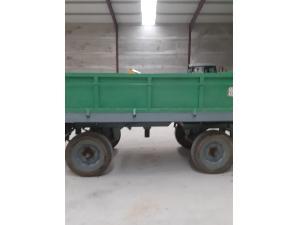 Verkauf von Landwirtschaftliche Anhänger Viuda de Ambrosio remolque agrÍcola gebrauchten Landmaschinen