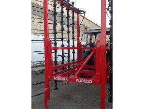 Verkauf von Alquiler YUDEGO rastra de puas para paja 7,5 metros gebrauchten Landmaschinen