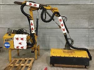 Offres Débrousailleuses à bras hydrauliques Belafer brazo desbrozador mac-2 d'occasion