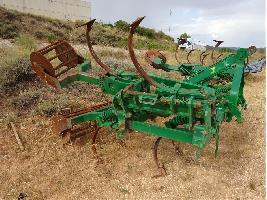 Cultivadores Cultivador usado de 15 brazos Inconnue