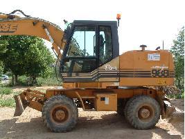 Excavadoras de Ruedas 988 Case IH