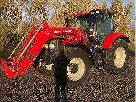 Tractores agrícolas MAXXUM 150 Case IH