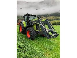 Tractores agrícolas ARION 650 C-Ma Claas