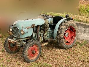 Acheter en ligne Accessoires pour tracteurs Es puma eicher  d'occasion