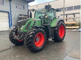 Tractores agrícolas 724 profi plus Fendt