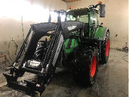 Tractores agrícolas 724 s4 Profi plus Fendt
