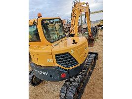 Excavadoras de Cadenas Robex 80CR-9A Hyundai