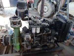 Vente Moto-pompe Iveco/Rovatti moto bomba, motor iveco con bomba marca rovatti Occasion