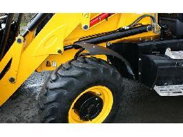 Excavadoras de Ruedas JCB 3CX JCB