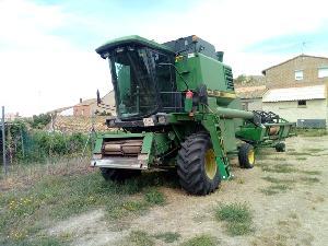 Vente Récolte de céréales John Deere 1177 hydro Occasion