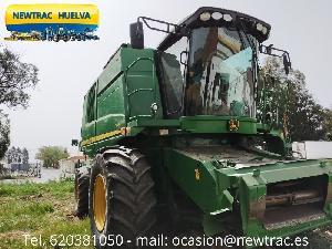 Offres Récolte de céréales John Deere t560 d'occasion