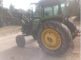 Tractores agrícolas Tractor JOHN DEERE 4240 John Deere