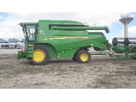 Cosechadoras de cereales W 440 John Deere
