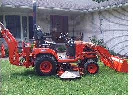 Tractores agrícolas BX 25D Kubota