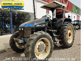 Tractores agrícolas NEW HOLLAND TS90 New Holland