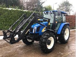 Tractores agrícolas  T5060 New Holland