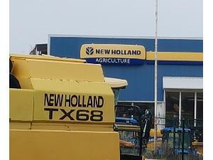 Acheter en ligne Récolte de céréales New Holland tx68  d'occasion