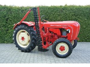 Vente Tracteurs anciens Porsche standard 218h Occasion