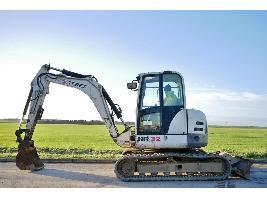 Excavadoras de Cadenas HR32 Terex