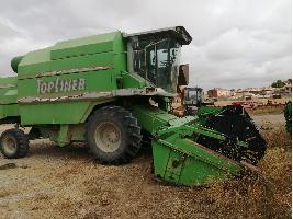 Cosechadoras de cereales TOP LINER Deutz-Fahr