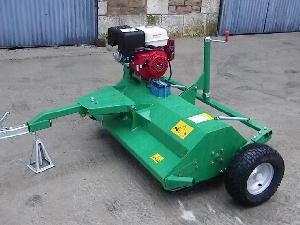 Offerte Decespugliatori AgroRuiz 1,20 m - quad, atv, 4x4 usato