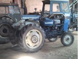Tractores agrícolas 2000 Ford