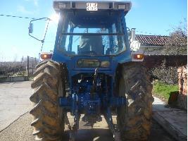 Tractores agrícolas 8210 Ford