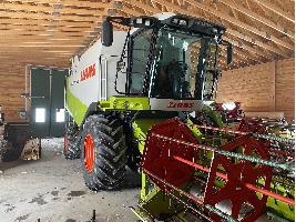 Cosechadoras de cereales CLAAS LEXION 530 Claas