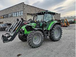 Tractores agrícolas 5100 Deutz-Fahr