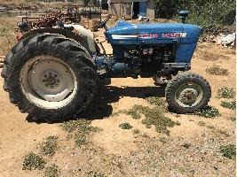Tractores agrícolas Ford 4000 Ford