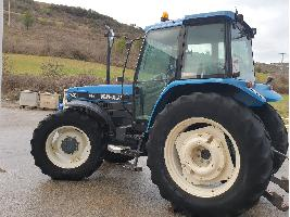 Tractores agrícolas TRACTOR Ford