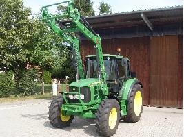 Tractores agrícolas 6230 John Deere