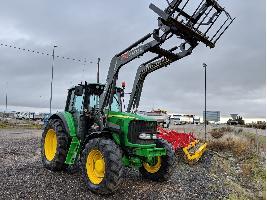 Tractores agrícolas 6620 John Deere