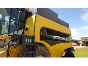 Offerte Mietitrebbie New Holland cosechadora cs 540 usato