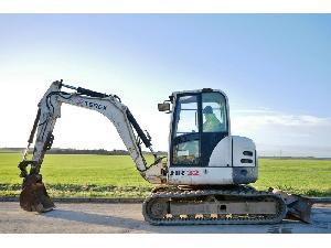 Offerte Escavatori Cingolati Terex hr32 usato