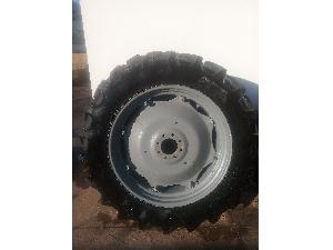 Venda de Pneus agrícolas Bkt neumáticos usados