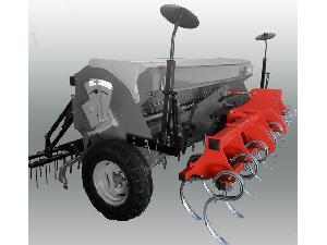 Comprar on-line Peças sobresselentes para máquinas agrícolas Magrican preparador válido para todas las sembradoras em Segunda Mão