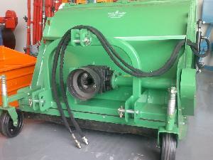 Venda de Acessórios AgroRuiz desbrozadoras trituradoras con recogedor 90-120-160-180 (nuevas) usados