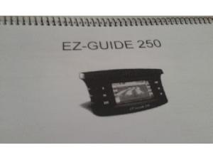 Venda de Ecrã de dados do GPS Teagle ez-guide 250 usados