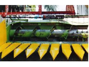 Venda de Soluções para a colheita Desconhecida bandeja girasol sexmero usados