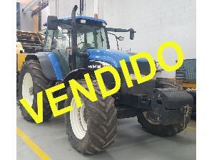 Comprar on-line Tractores New Holland tm190 em Segunda Mão