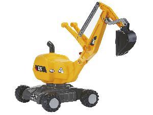 Comprar on-line Brinquedos Caterpillar cat grua de ruedas em Segunda Mão