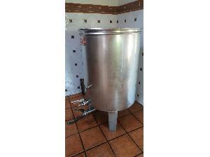 Venda de Cubas e barricas cespedes cuba vino 500l  acero 316 usados