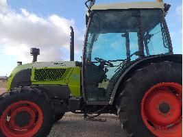 Tractores agrícolas Nectis 267 F Claas