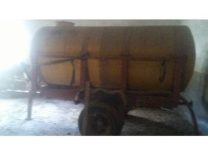 Venda de Transportadores Tanques Desconocida cuba usados