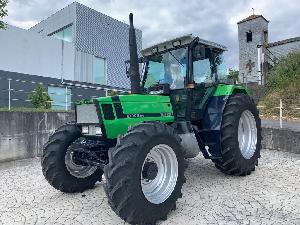 Venda de Tractores Deutz-Fahr dx 6.31 usados