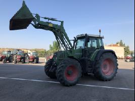 Tractores agrícolas Tractor Convencional Fendt 818 Fendt